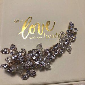 Brides & Hairpins Olivia clip GOLDTONE